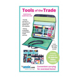 Tools of the Trade - patroon - By Annie