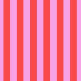Tent Stripes - Poppy - PWTP069 - Tula Pink