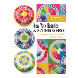 Carl Hentsch - New York Beauties & Flying Geese - book