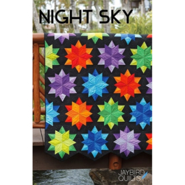 Night Sky - pattern - Jaybird Quilts