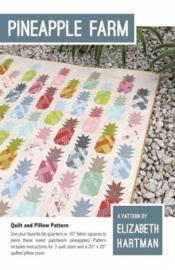 Pineapple Farm - patroon - Elizabeth Hartman