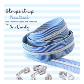 Stripe it up - Nautical - Sew Quirky