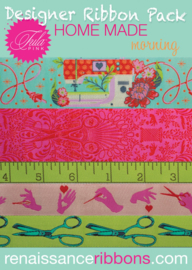HomeMade - Morning - Ribbon Pack - 5 yards