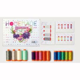 Kit HomeMade threads - Aurifil - Tula Pink