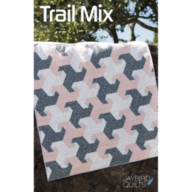 Trail Mix - pattern - Jaybird Quilts