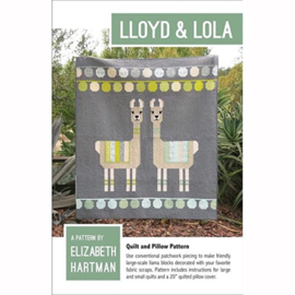 Lloyd & Lola - patroon - Elizabeth Hartman