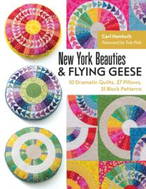 Carl Hentsch - New York Beauties & Flying Geese - boek