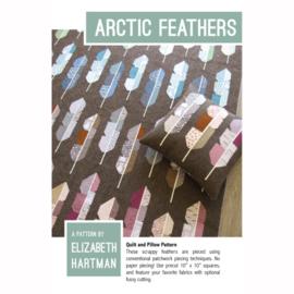 Arctic Feathers - patroon - Elizabeth Hartman