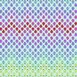 Painted Ladies - Glimmer - PWTP183 - Tula Pink