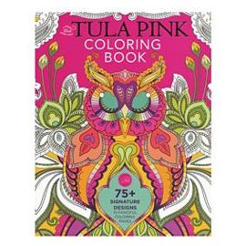 Coloring Book - Tula Pink - Collectors-item