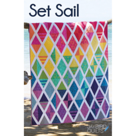 Set Sail - pattern - Jaybird Quilts