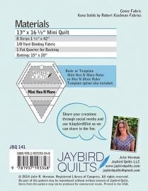 Mini Northern Lights - patroon - Jaybird Quilts