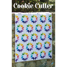 Cookie Cutter - pattern -Jaybird Quilts