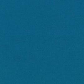 Teal Blue - Kona Cotton