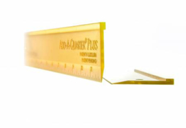 Add-A-Quarter  ruler 6 inch Plus