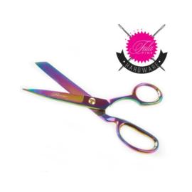 Stofschaar - 8 inch - rechtshandig - Tula Pink Hardware