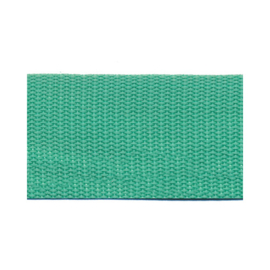 Mintgreen - 1 meter bag webbing - 38mm