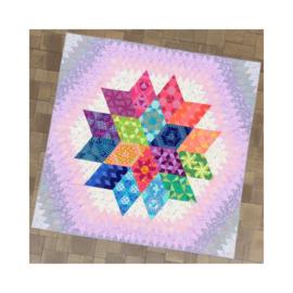 Nebula - patternbook - Jaybird quilts