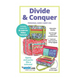 Divide & Conquer - Patroon - By Annie