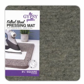 Wool Pressing Mat  -  8,5  inch - the Gypsy Quilter