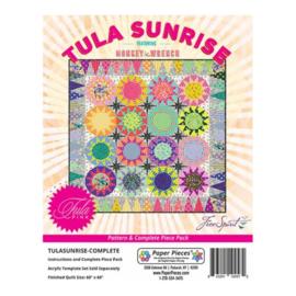 Tula Sunrise - EPP - pakket kartonnetjes