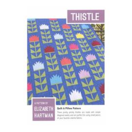 Thistle - patroon - Elizabeth Hartman