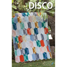Disco Quilt - pattern -Jaybird Quilts