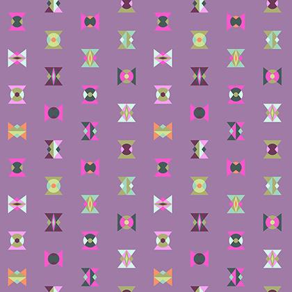 Arrowheads - Lunar Glow - PWTP043 - Tula Pink