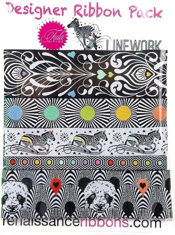 Linework - Ribbon Pack - Renaissance Ribbons