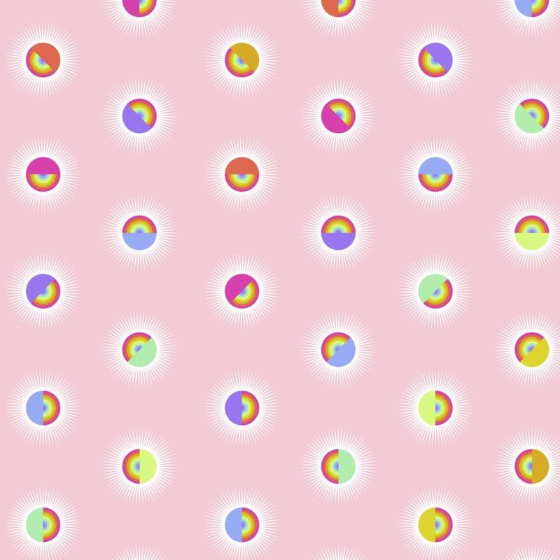 Backing - Guava - QBTP007 - Tula Pink
