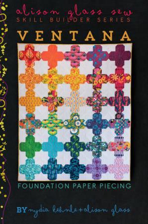 Alison Glass - Ventana - pattern