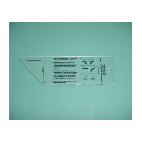 TQM - Binding Tool - ruler