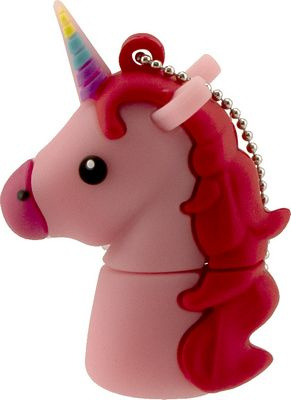 Tula Pink - USB - Unicorn stick Pink - 16GB