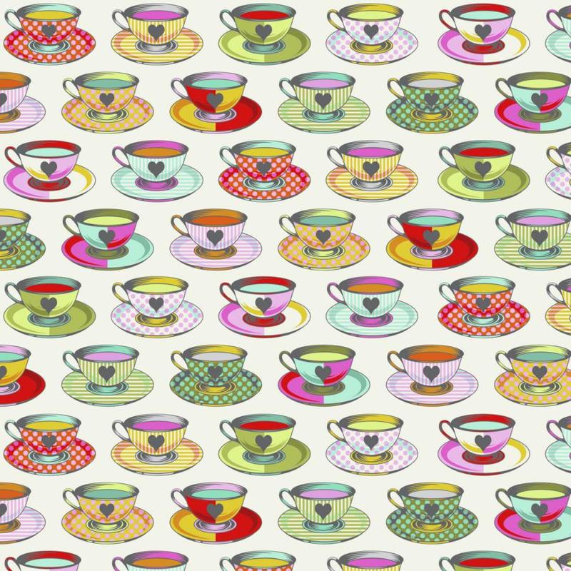 Tea Time - Sugar - PWTP163 - Tula Pink