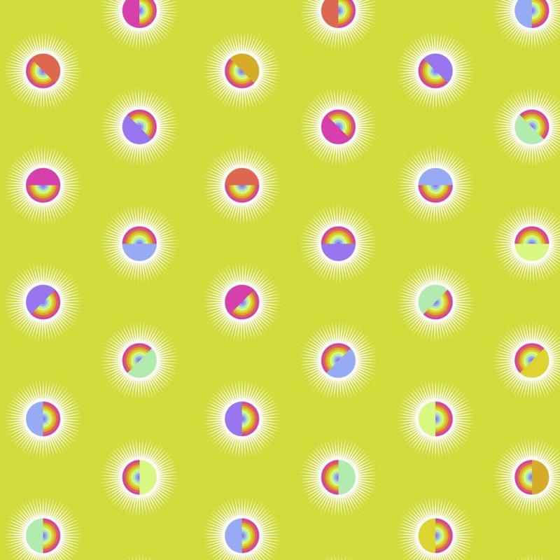 Backing - Pineapple - QBTP007 - Tula Pink