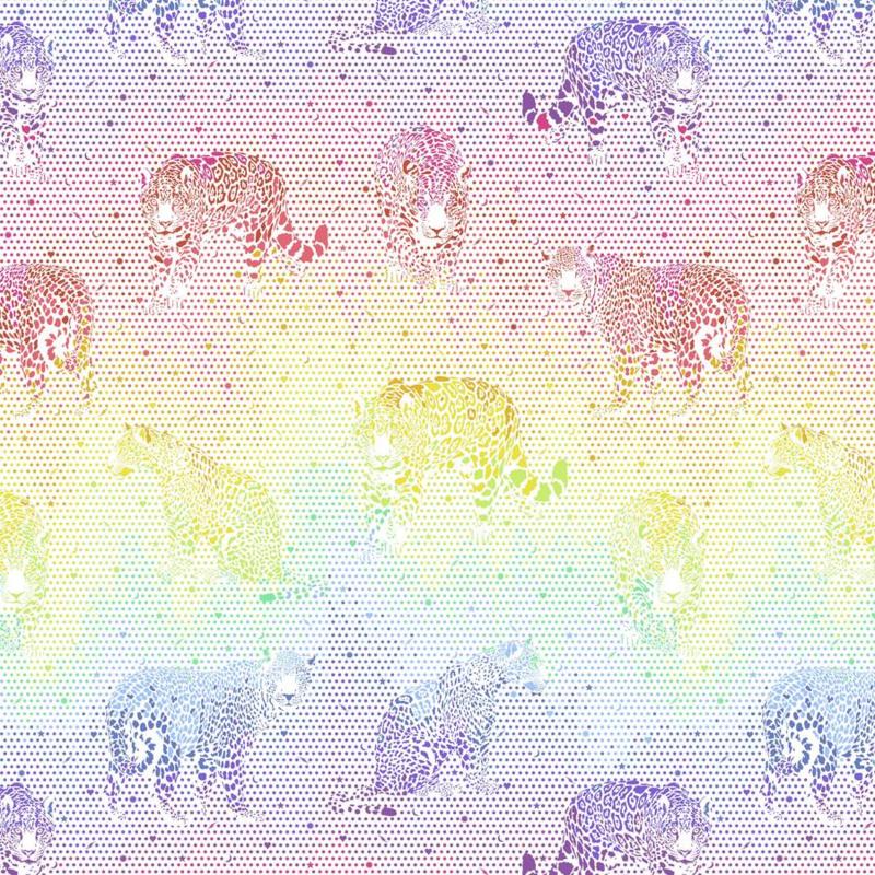 Mick Jaguar - Passion Fruit - PWTP173 - Tula Pink