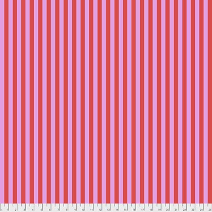Tula Pink - PWTP069 - Tent Stripes - Poppy