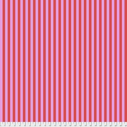 Tula Pink - PWTP069 - Tent Stripes - Poppy