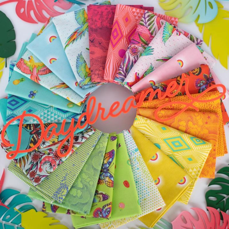 Daydreamer - Fat Quarter Bundel (22) - Tula Pink