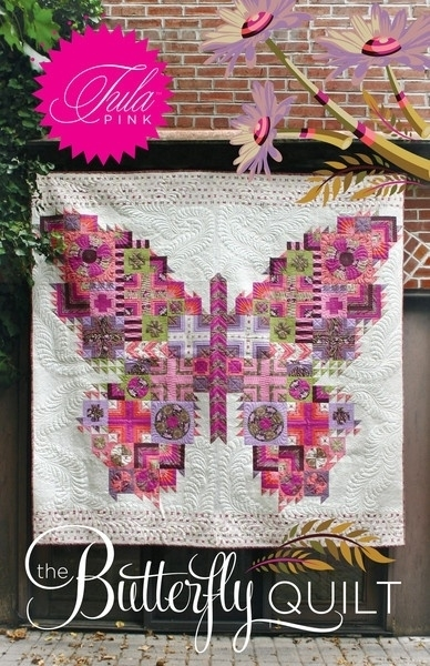 Tula Pink - Butterfly Quilt - patroon
