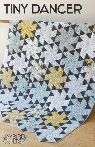 Tiny Dancer - patroon - Jaybird Quilts