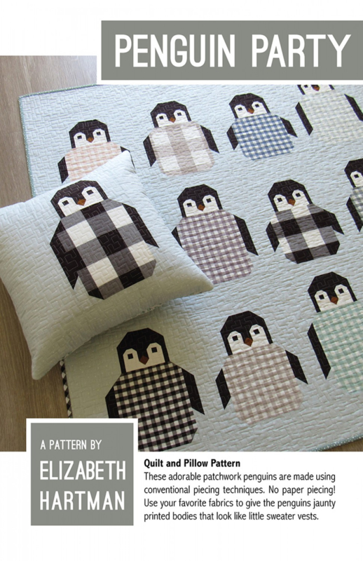 Elizabeth Hartman - Penguin Party
