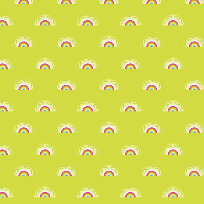 Sundaze - Pineapple - PWTP176 - Tula Pink