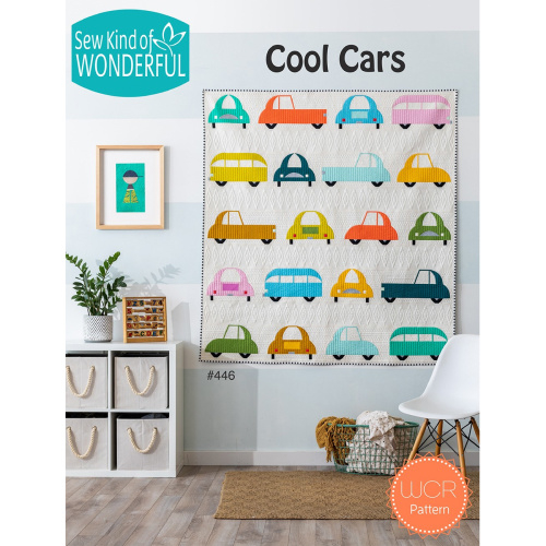 Cool Cars - Patroon