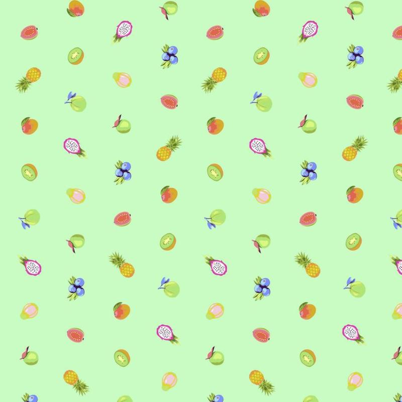 Forbidden Fruit Snacks - Mojito - PWTP175 - Tula Pink