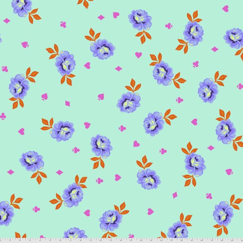 "Big Buds - Daydream - 108"" Backing - QBTP006 - Tula Pink"