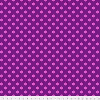 Tula Pink - PWTP118 - Pom Poms - Foxglove