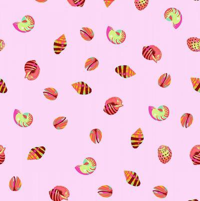 Sea Shells - Glow Fish - PWTP121 - Tula Pink