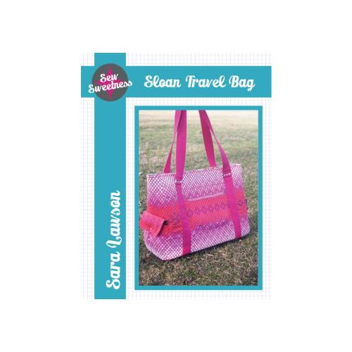 Sloan Travel Bag - Pattern - Sew Sweetness
