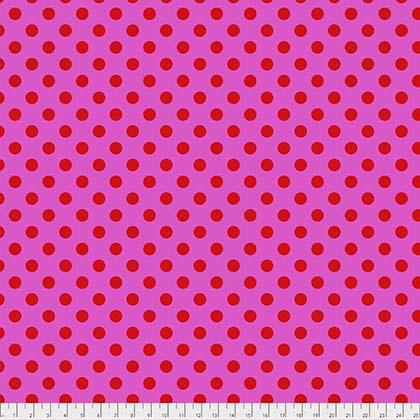 Tula Pink - PWTP118 - Pom Poms - Peony